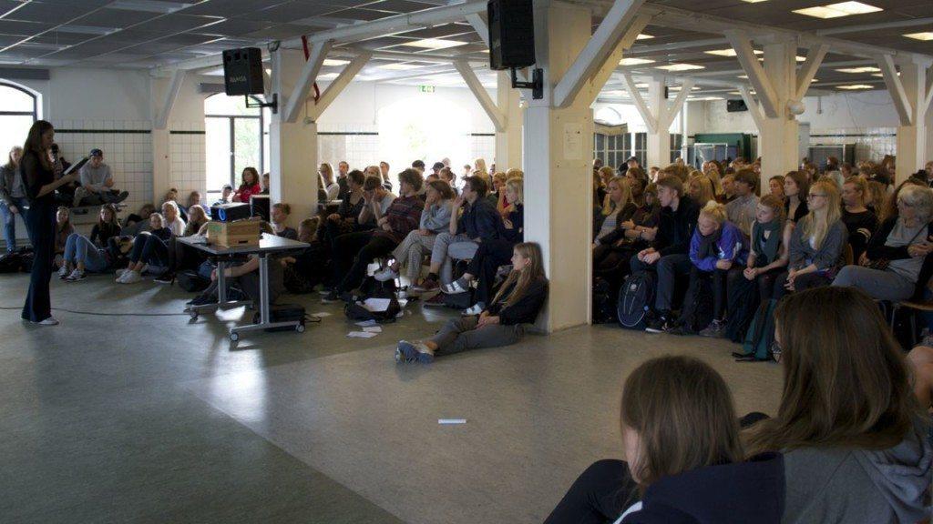 Sygt sundt foredrag om spiseforstyrrelser og syg optagethed af det sunde livkultur
