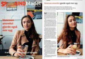 Anoreksi og pårørendeinddragelse i behandling_Sind-Bladet_Interview m. Vanessa Joy Hobbs
