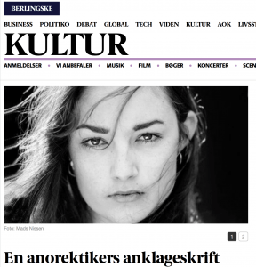 anmeldelser af FLÆSK_Berlingske