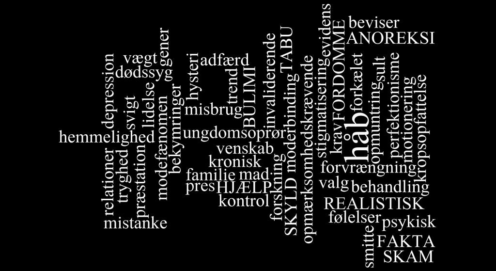 fakta og fordomme om spiseforstyrrelser, foredrag af Vanessa Joy Hobbs