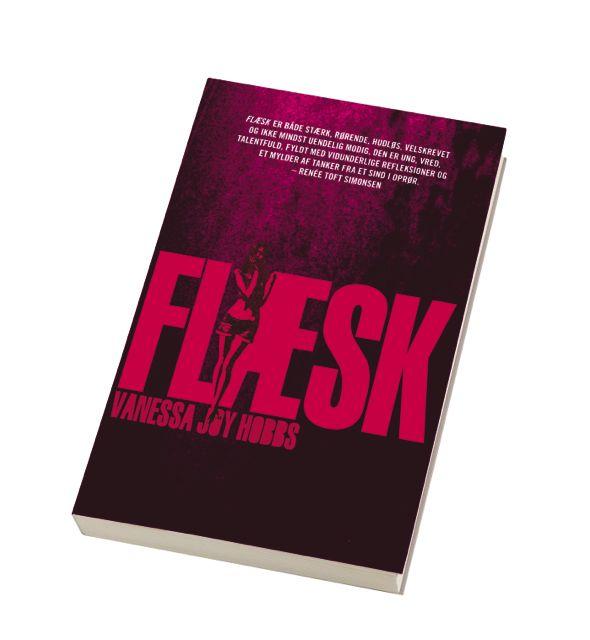 FLÆSK, bog om spiseforstyrrelsen anoreksi af Vanessa Joy Hobbs