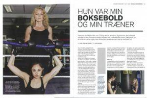 Vanessa Joy Hobbs og Helle-Monika Hobbs_Om pårørende i behandling mod anoreksi