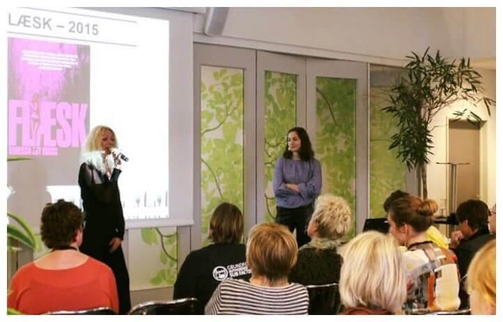 Foredrag om anoreksi og pårørende_ At leve med Anoreksi-monstret_Sindets dag 2019