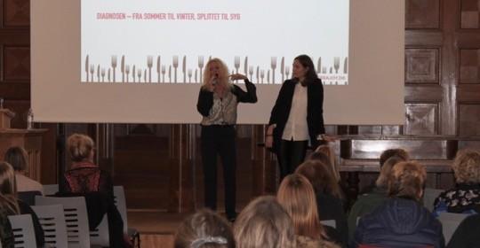 Foredrag At leve med anoreksi-monstret Tønder 2019