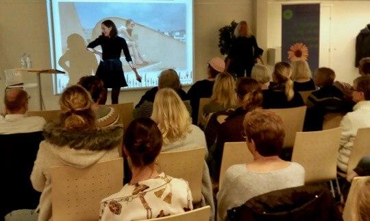 Foredrag om anoreksi for pårørende